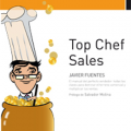 Portada de Top Chef Sales