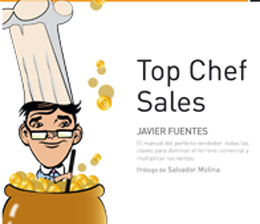 Portada de Top Chef Sales