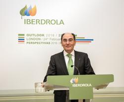 Ignacio Sánchez Galán, de Iberdrola