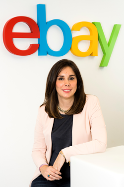 Maite González, de Ebay