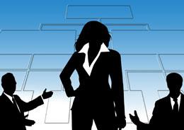 Mujeres alta dirección, de Pixabay