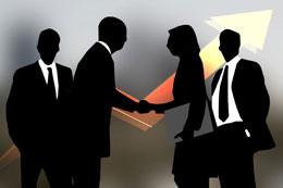 Protocolo en los negocios, de Pixabay