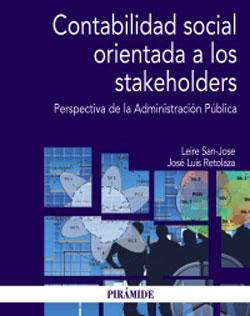 Portada de Contabilidad social orientada a los stakeholders