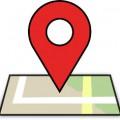 Localización en mapa, de Pixabay