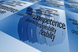 trabajadores con competencia, de Pixabay