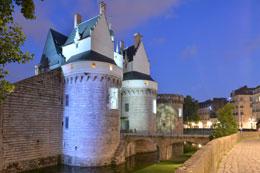 Castillo de Duques de Bretaña, de J.D. Billaud