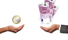 Diferencia de sueldo, de Pixabay