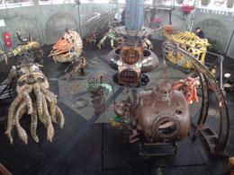 Máquinas de la Isla de Nantes, de Open