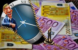 Retraso en pagos, de Pixabay