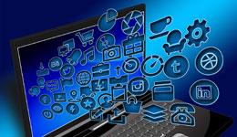Marcas en redes sociales, de Pixabay
