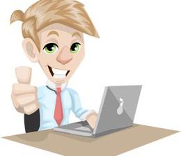 Trabajadores felices, de Pixabay