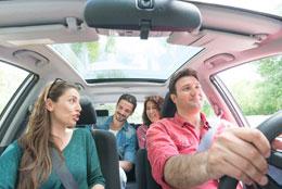 Compartir coche, de Blablacar