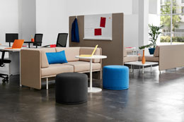 Diseño de oficina dos, de Ofita