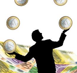 Riesgo para la banca, de Pixabay