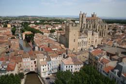 Centro histórico de Narbona