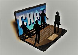 Chat con clientes, de Pixabay
