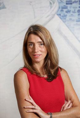Cristina Kenz, de Danone