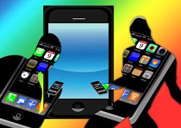 Dependencia del móvil, de Pixabay