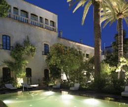 Hotel Palcacio del Bailio, de Open
