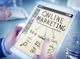 Marketing online, de Pixabay