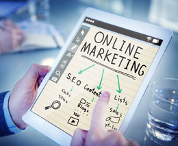 Marketing online, de Pixabay
