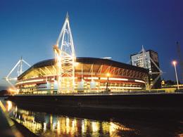 Millennium Stadium de Cardiff, de Open