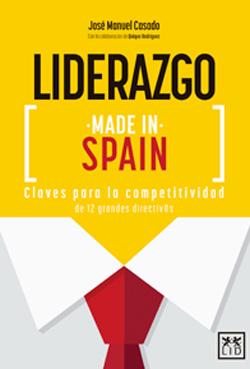 Portada de Liderazgo made in Spain