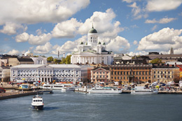 Vista de Helsinki, de Open