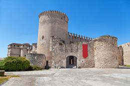 Castillo de Cuéllar, de Open