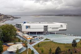 Centro de Arte Botín, de Santander, de Open