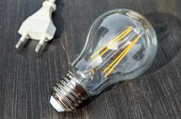 Consumo eléctrico, de Pixabay