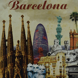 Barcelona, de Pixabay