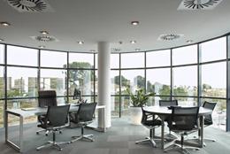 Diseño de oficina, de Hermata