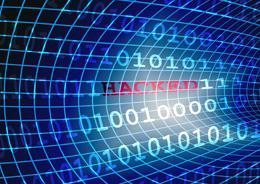 Hacker en email, de Pixabay