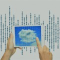 Cloud y datos, de Pixabay
