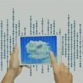 Cloud y datos, de Pixabay