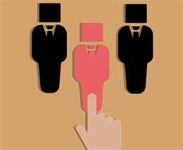 Selección de trabajadores, de Pixabay