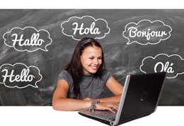 Conocimiento de idiomas, de Pixabay