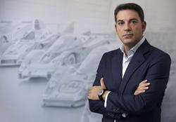 Ignacio Carrasco Polanco, de Porsche