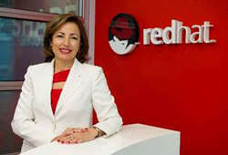 Julia Bernal, de Red Hat