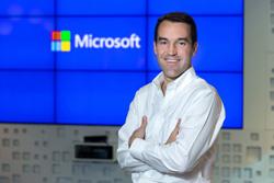 Pablo Galiana, de Microsoft