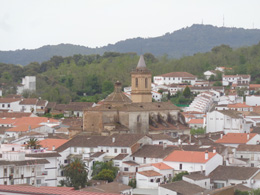 Pueblo Jabugo, de Open