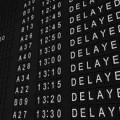 Retrasos en vuelos, de Gate28