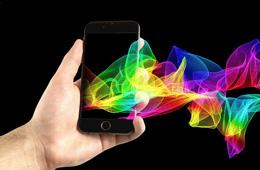 Tráfico de datos móviles, de Pixabay