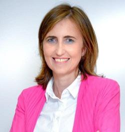 Natalia Muñoz, de Teka