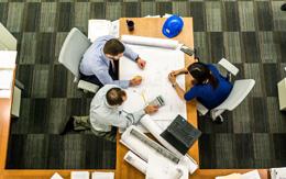 Reunión de trabajo, de Pixabay