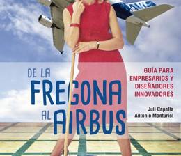 Portada de De la fregona al Airbus