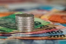 Fondos de dinero, de Pixabay