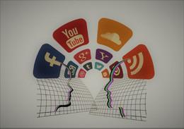Redes sociales, de Pixabay