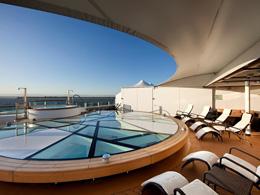 Spa en barco, de Rumbo Cruceros